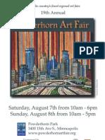Powderhorn Art Fair 2010