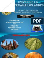 Exposicion Crisis y Soberania Alimentaria