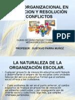 EL CLIMA ORGANIZACIONAL EN LA MEDIACION Y RESOLUCIÓN