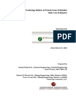 ICP Production of SOP From Polyhalite White Paper