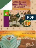 DONDE ESTÁ JUAN PEROL EL CARACOL