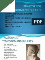 Trastornos Temporomandibulares Pw