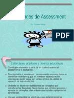 Actividades de Assessment