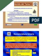 Tema 3. Sustancias polielementos
