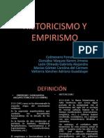 Historicismo & Empirismo