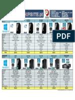 Tabela de PCs Tower