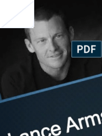 Lance Armstrong Speech Outline Powerpoint