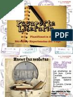 Pasaporte Literario 1