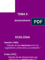 Ecologia Clase t8