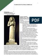 Obras escultura griega