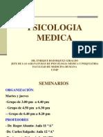 Psicologia Medica CLASE 1