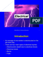 PowerPoint Electrical OSHA 10 Hour