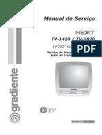 gradiente-TV1420-TV2020