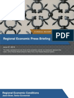 Regional Economic Conditions NY Federal Reserve