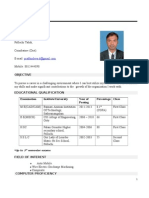 Prabh resume