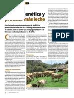 Informe Especial - Mejorar Genetica Y Producir Mas Leche