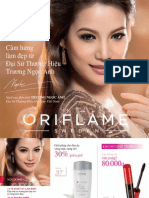 Catalogue My Pham Oriflame 7-2013