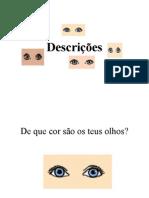 Descrever o rosto