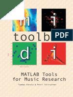 MIDI Toolbox Manual