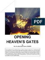 Opening Heaven's Gates