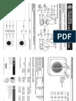 56 Series Change Over & Reverse Wiring Diagram