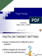 Target Setting by Lyne