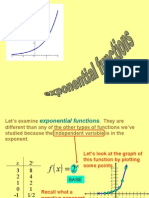 Exponential Functions Ppt