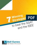 7 Strategies SSAT ISEE