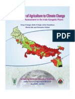 Vulnerability of Agriculture to Climate Change