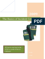 The Basics of Incident Command