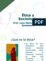 Ética y Sociología