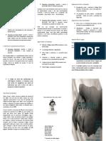 Folder Seminário Eutanásia