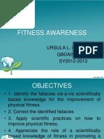 P.E.4 Fitness Awareness