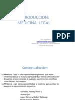 1. Mediicna Legal
