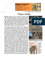 Nº 100, India Intelligence Report