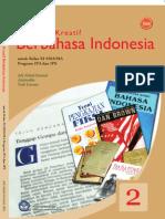 AKTIF DAN KREATIF BAHASA INDONESIA UNTUK KELAS XI SMAMA PS IPA DAN IPS.