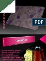 Recuento de Leucocitos