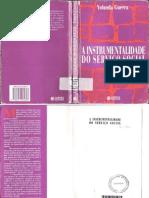 A Instrumentalidade do Serviço Social- Yolanda Guerra 2ª. Edição