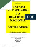 Azevedo Amaral-O Estado Autoritário e a Realidade Nacional