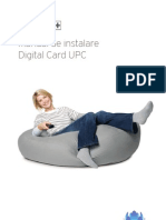 Manual Upc Digitalcard