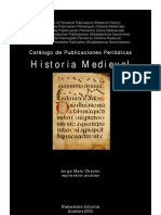 Medieval Journals