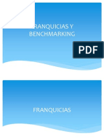 Franquicias y Benchmarking