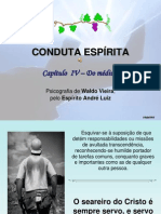 Conduta espírita - cap 04 Do médium