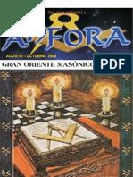 Revista de Masoneria Anfora Numero 9