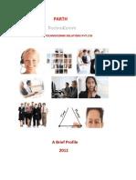 Parth Technocomm Company Profile