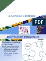 5. Genetic Variation
