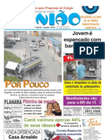 2009.05.07 - Manifestantes vão parar a BR dia 13 - Jornal Opinião