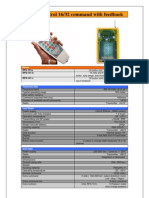 Remote Control Manual - English