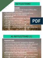 PAI - 7 Ijtihad Atau Al-Ra'Yu
