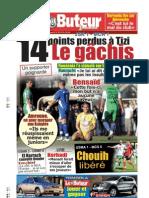 LE BUTEUR PDF du 08/05/2009